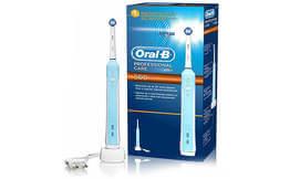 מברשת שיניים חשמלית oral B