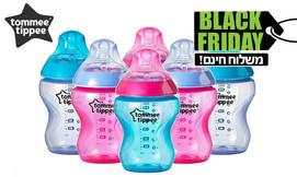 סט 6 בקבוקי טומי טיפי לתינוק