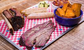 אכול כפי יכולתך Texas BBQ ת