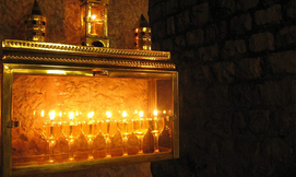 סיור חנוכיות בירושלים