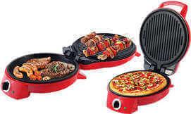 תנור לפיצה וגריל