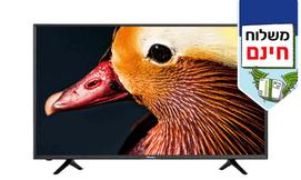 טלוויזיה חכמה 4K Hisense