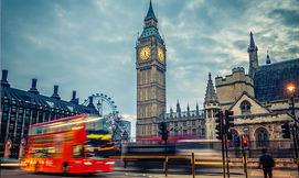 חופשה בלונדון, כולל חנוכה