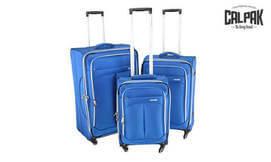 סט 3 מזוודות בד calpak