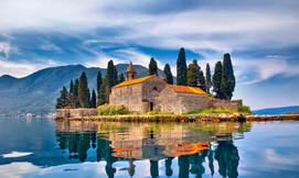 מונטנגרו, דוברובניק ואלבניה