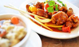 ארוחה סינית זוגית בהרצליה