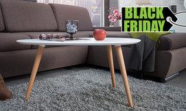 שולחן סלוני בסגנון סקנדינבי