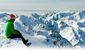 חופשת סקי ב-Kitzbuhel, אוסטריה