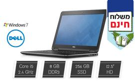 מחשב נייד ''DELL 12.5