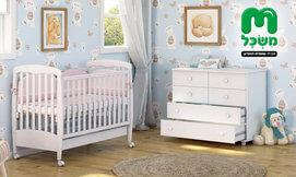 ריהוט לחדר תינוקות