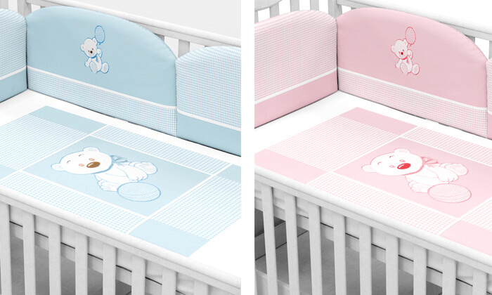 ריהוט לחדר תינוקות 'משכל' - דגם קרמבו