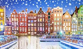 חורף 2018באמסטרדם, כולל סופ