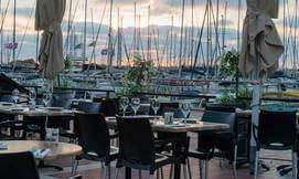 ארוחה זוגית ב-Medzzo, הרצליה