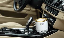 מתקן לקירור וחימום משקאות ברכב
