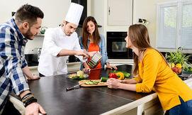 סדנת בישול לקבוצות