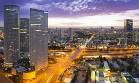 סוף שבוע של צחוק בתל אביב