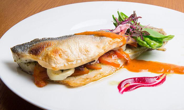 פסקדוס מסעדת דגים כשרה בירושלים