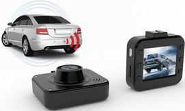מצלמת וידאו לרכב וחיישני רוורס
