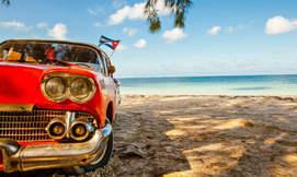 הכול כלול בקובה, כולל פסח