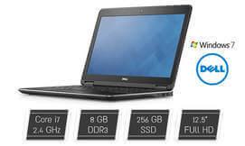 נייד עם מסך מגע ''12.5 Dell
