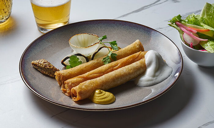 ארוחה זוגית במסעדת גרג קיטשן הכשרה למהדרין, יבנה
