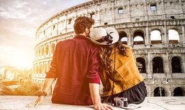 מגוון תאריכים ברומא, כולל פסח