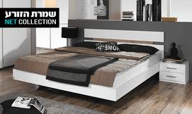חדר שינה מרחף דגם אמריקה