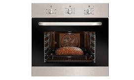 תנור אפיה בנוי 61 ליטר נירוסטה