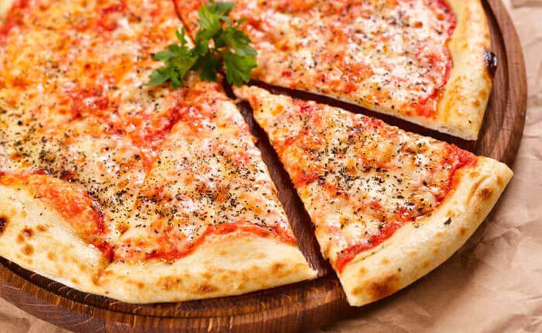 מגש פיצה זוגי בפאפא פינו