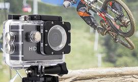 מצלמת וידאו לצילום אקסטרים