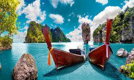 נופש משפחתי בתאילנד, כולל חגים