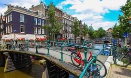 חופשת פסח באמסטרדם התוססת