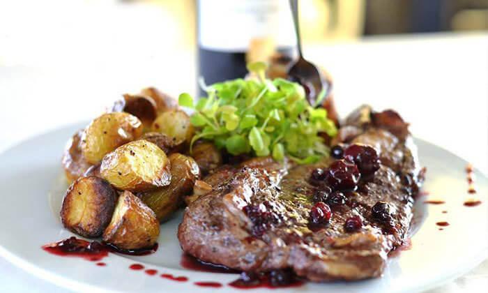 Groupon Premium |ארוחה זוגית במסעדת השף אילוש, רמת צבי