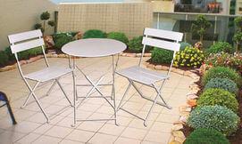 סט שולחן ביסטרוושני כיסאות