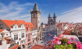 פסח בפראג, כולל סיורים מודרכים