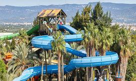 חופשה בברצלונה, כולל פארק מים
