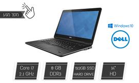 נייד Dell עם מסך מגע ''14