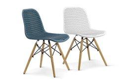 כיסא פינת אוכל בעיצוב ייחודי