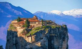 מאורגן לצפון יוון, כולל טברנות