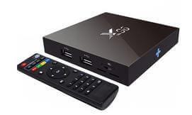 סטרימר TV BOX 4K ULTRA