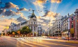 חופשה במדריד, כולל סופ