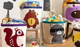 שק אחסון מעוצב לצעצועים