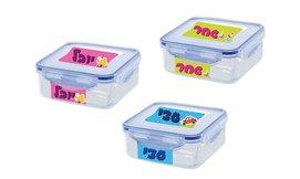 קופסת אוכל LOCK&LOCK לילדים