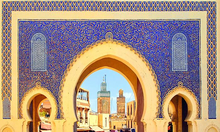 טיול מאורגן במרוקו - ערים אימפריאליות