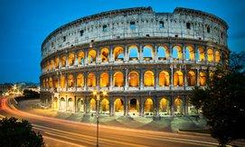 סוף שבוע ברומא