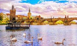 חופשה בפראג, כולל סיורים מתנה
