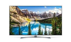 טלוויזיה 60 אינץ' SMART 4K LG