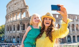 סוף שבוע ברומא - קיץ וחגים