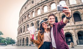 חופשה ברומא כולל סופ