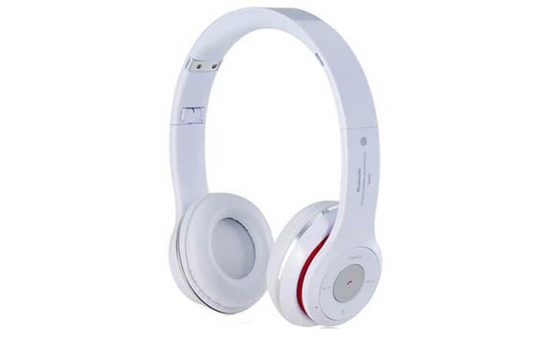 אוזניות BLUETOOTH עם בידוד רעש